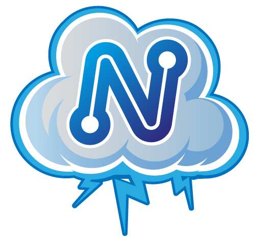 Noverus Hosting Logo: Cloud & Web Hosting
