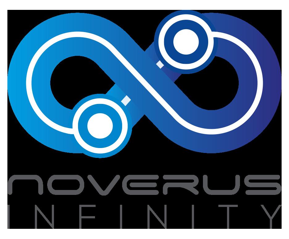 Infinity Full Logo Vertical