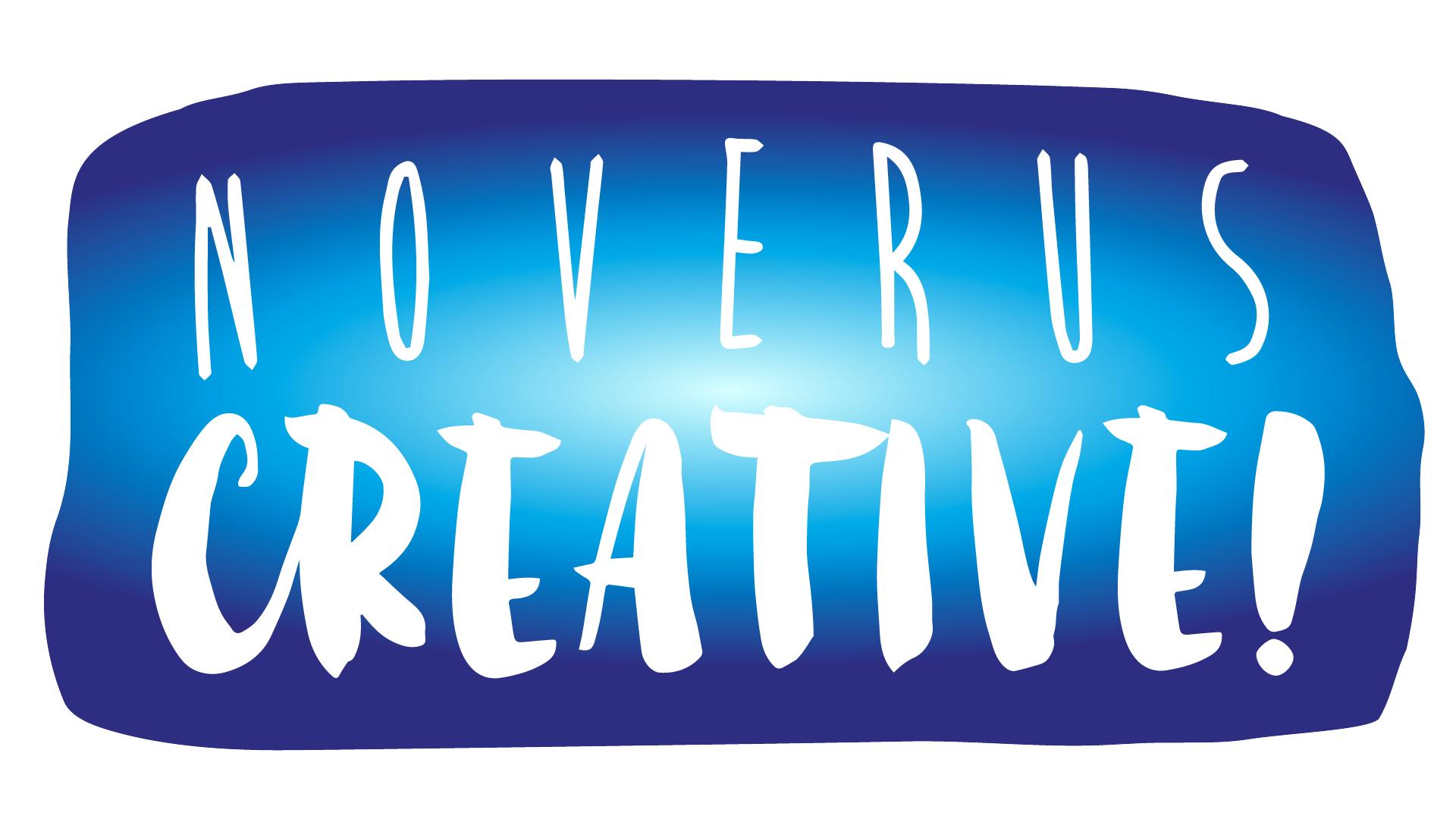 Noverus Creative Logo: Branding & Identity
